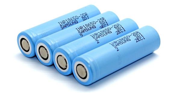 Аккумуляторы, используемые в Power Bank 50000